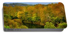 Shenandoah River Portable Battery Charger