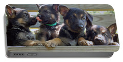 Shepherd Pups 5 Portable Battery Charger