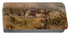 Sheridan's Final Charge At Winchester Portable Battery Charger