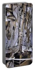 Portable Battery Charger featuring the photograph Shining Sea by Robert McCubbin