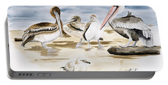 Shore Birds Portable Battery Charger