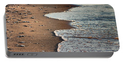 Portable Battery Charger featuring the photograph Shore by Bruce Patrick Smith