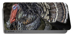 Short Feathers Tom Portable Battery Charger