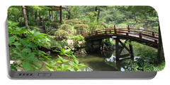 Shukkeien Bridge Portable Battery Charger