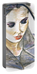 Shy Lady Portable Battery Charger