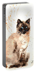 Siamese Beauty Portable Battery Charger