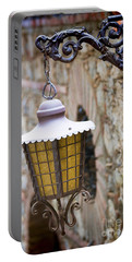 Sicilian Village Lamp Portable Battery Charger