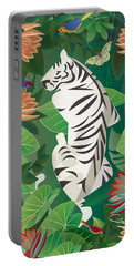 Siesta Del Tigre - Limited Edition 2 Of 15 Portable Battery Charger