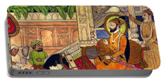 Sikh Guru Portable Battery Charger