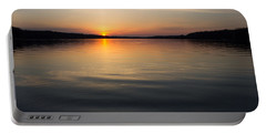 Silent Sunrise Portable Battery Charger