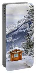 Silent Winter Portable Battery Charger