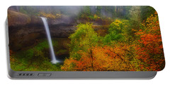 Silver Falls Pano Portable Battery Charger