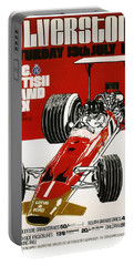 Silverstone Grand Prix 1969 Portable Battery Charger