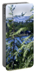 Simple Life Portable Battery Charger by Janie Johnson
