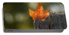 Simply Autumn Portable Battery Charger