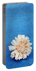 Single Flower Portable Battery Charger