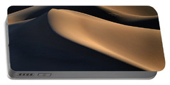 Sinuous Dunes  Portable Battery Charger