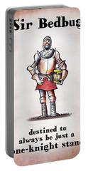 Sir Bedbug Portable Battery Charger