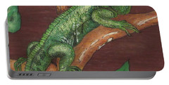 Sir Iguana Portable Battery Charger