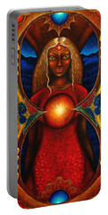 Sister Of The Stars Portable Battery Charger
