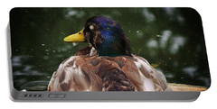 Sitting Duck Portable Battery Charger