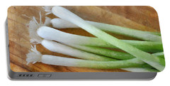 Six Scallions Portable Battery Charger