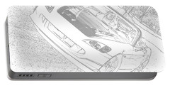 Sketched S2000 Portable Battery Charger by Eric Liller