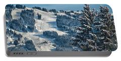 Ski Run Portable Battery Charger