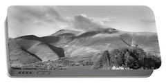Skiddaw And Friars Crag Mountainscape Portable Battery Charger