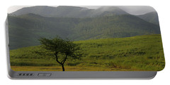 Portable Battery Charger featuring the photograph Skc 0053 A Solitary Tree by Sunil Kapadia