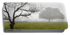 Portable Battery Charger featuring the photograph Skc 0058 Contrasty Trees by Sunil Kapadia