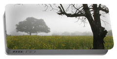 Portable Battery Charger featuring the photograph Skc 0060 Framed Tree by Sunil Kapadia
