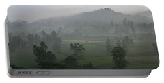 Portable Battery Charger featuring the photograph Skc 0079 A Winter Morning by Sunil Kapadia