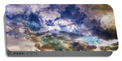 Sky Moods - Sea Of Dreams Portable Battery Charger by Glenn McCarthy