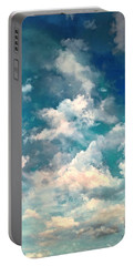 Sky Moods - Refreshing Portable Battery Charger by Glenn McCarthy