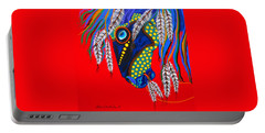 Sky Spirit Portable Battery Charger by Debbie Chamberlin
