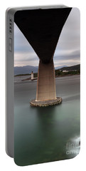 Skye Bridge At Sunset Portable Battery Charger