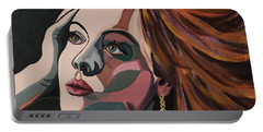 Skyfall Portrait Crop Portable Battery Charger