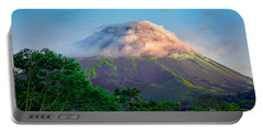 Portable Battery Charger featuring the photograph Sleeping Giant by Gary Keesler