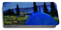 Sleeping Under The Stars Portable Battery Charger