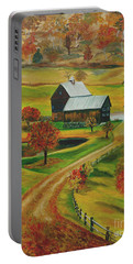 Sleepy Hollow Farm Portable Battery Charger