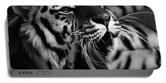Sleepy Tiger Portable Battery Charger