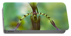 Slipper Orchid Of Selby Gardens Portable Battery Charger