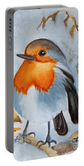 Small Bird Portable Battery Charger by Inese Poga