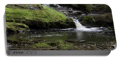 Small Falls On West Beaver Creek Portable Battery Charger
