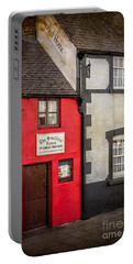Portable Battery Charger featuring the photograph Smallest House by Adrian Evans