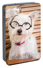Smart Doggie Portable Battery Charger by Edward Fielding