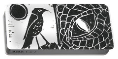 Smaug And The Thrush Portable Battery Charger