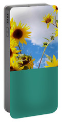 Smile Down On Me Portable Battery Charger