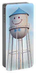 Smiley The Water Tower Portable Battery Charger